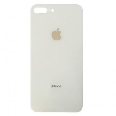 Купить Заднее стекло корпуса для iPhone 8 Plus Белое