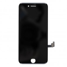 Дисплей iPhone SE 2 модуль экрана в сборе черный, OEM оригинал