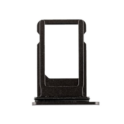 SIM-лоток для Nano сим карты iPhone 8 Plus Черный
