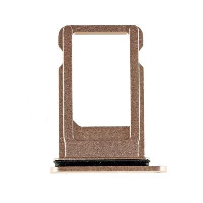 SIM-лоток для Nano сим карты iPhone 8 Золотой