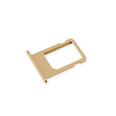 Лоток сим карты для iPhone SE Gold
