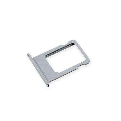Лоток сим карты для iPhone SE Silver