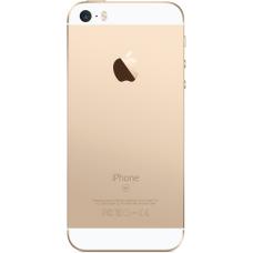 Корпус для iPhone SE Золотой (Gold) оригинал