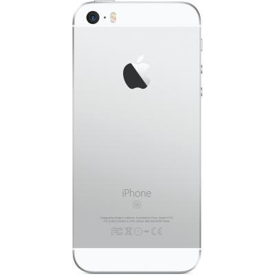 Корпус для iPhone SE Серебряный (Silver)