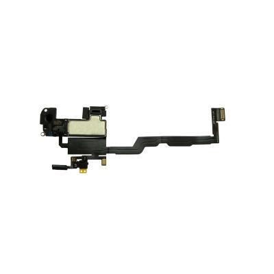 Шлейф с слуховым динамиком и датчиком освещения iPhone XS Оригинал