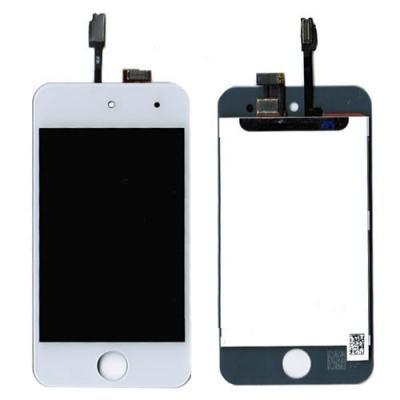 Модуль (дисплей+тачскрин) iPod 4 Белый