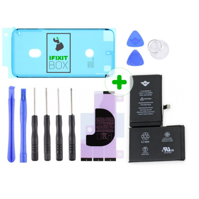 Набор iFixitBox для замены аккумулятора iPhone 10 | X