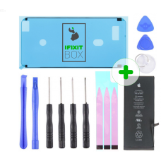 DIY Набор iFixitBox для замены аккумулятора iPhone 6S Plus