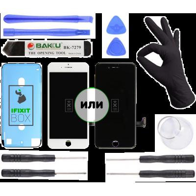 Набор iFixitBox для замены дисплея iPhone 7 или 7 Plus