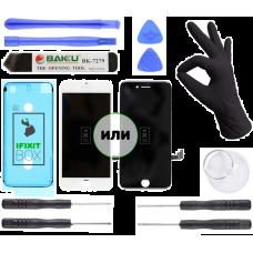 DIY Набор iFixitBox для замены дисплея iPhone 8 или 8 Plus
