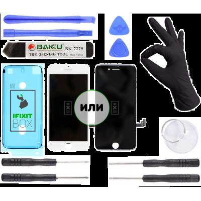 Набор iFixitBox для замены дисплея iPhone 8 или 8 Plus