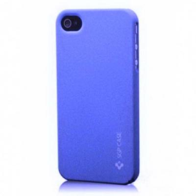 Чехол iPhone 5/5S SGP Case синий