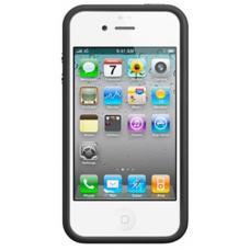 Бампер для iPhone 4/4s Черный
