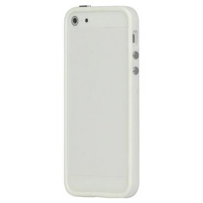 Бампер для iPhone 5 Белый