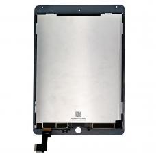 Дисплей для iPad Air 2 в сборе с тачскрином черный, оригинал