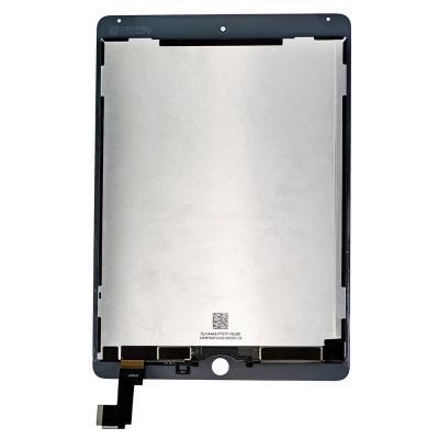 Дисплей для iPad Air 2 в сборе с тачскрином черный