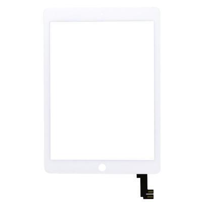 Стекло тачскрин для iPad Air 2 белое оригинал