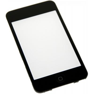 Стекло iPod Touch 3 и тачскрин в сборе оригинал