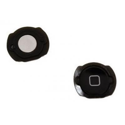 Кнопка Home iPod Touch 4 оригинал чер./бел.