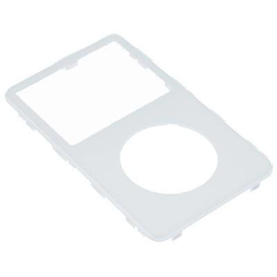 Передняя панель корпуса iPod Video белая