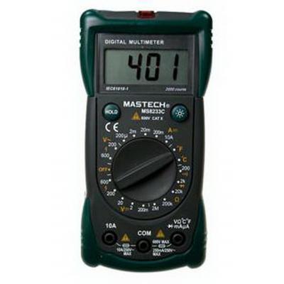 Мультиметр фирмы Mastech MS8233C