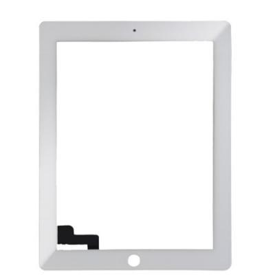 Стекло iPad 2 белое оригинал